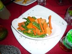 温野菜のサラダ A$7.50