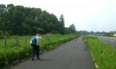 国土地理院後の道