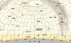 10月白星図