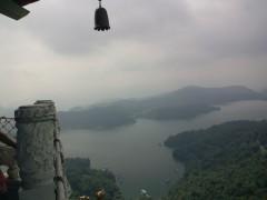 塔最上階からの景色