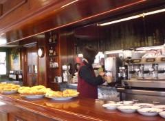 Zarautzのカフェ