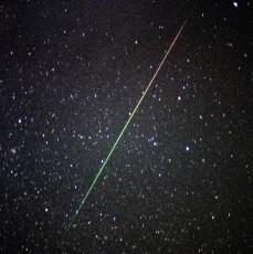 2002年のしし座流星群