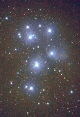 プレヤデス星団M45