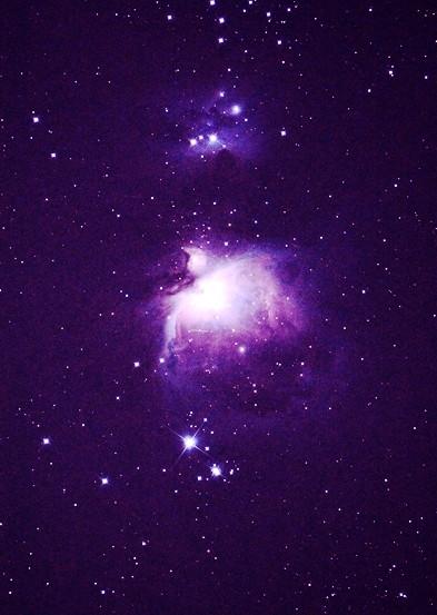【ちあきの星空コラム】 2013/12/31アイソン彗星消滅!冬の星空1月に見られる星雲、星団1月の天文情報1月の星空