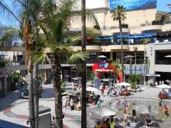 ハリウッド観光の拠点「ハリウッド&ハイランド」