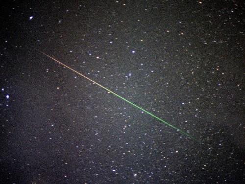 しし横断流星(色の変化)l