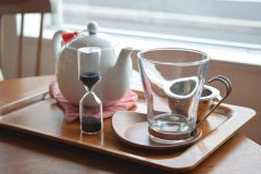 紅茶(ポット)500円