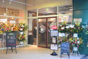 オープン翌日のクライマックスコーヒー デイズタウン店