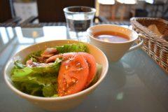 セットサラダ&スープ