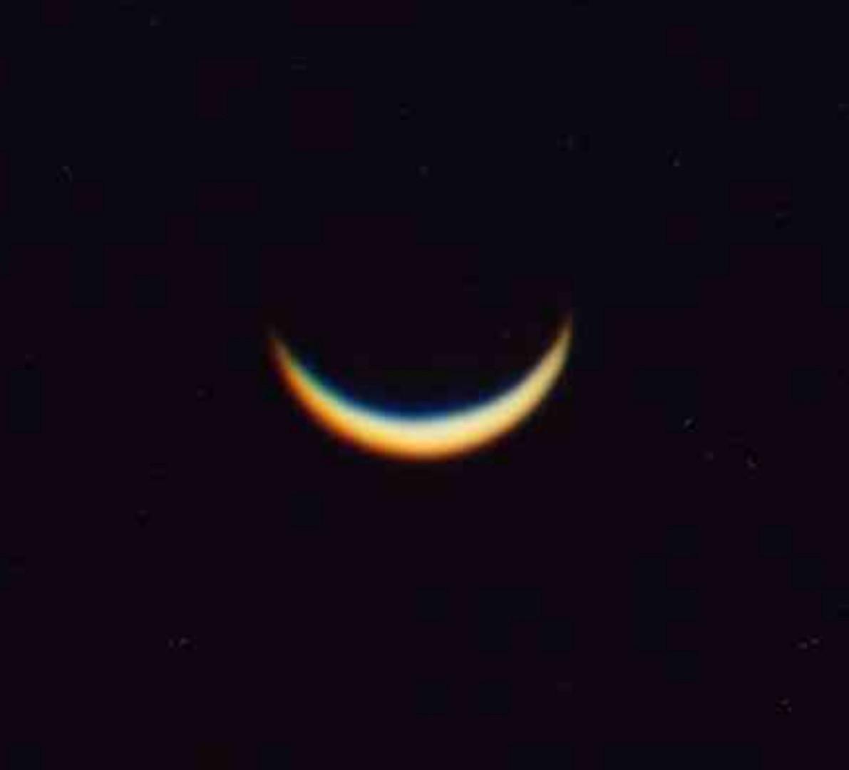 の 位置 金星