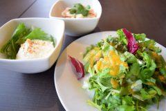 サラダ3種