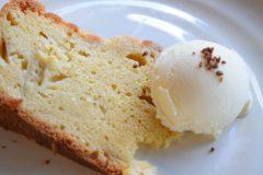 発酵バターとりんごのクランブル200円