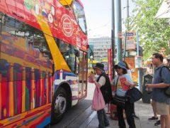 乗り降り自由観光バス